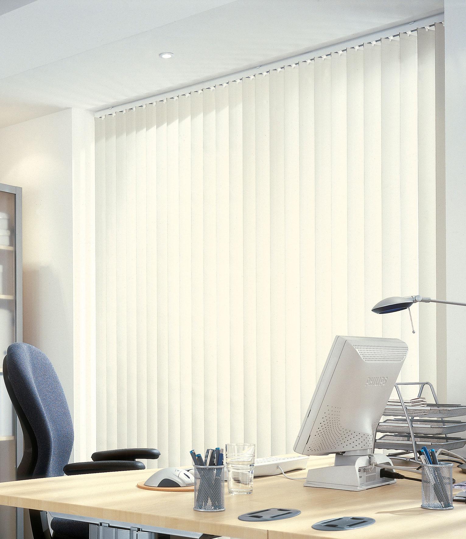 Design Window: Blenheim White Window Blind