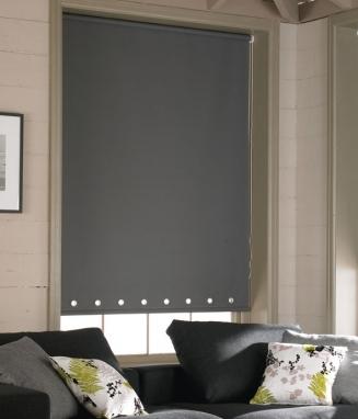 Acacia Charcoal Window blind