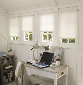 Amazon Cotton Window blind