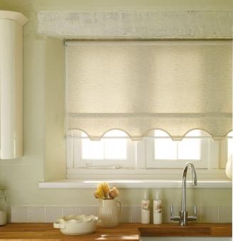 Marlow Linen Window blind
