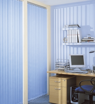 Acacia Blue Window blind