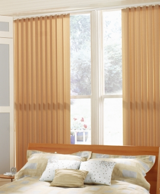 Acacia Caramel Window blind