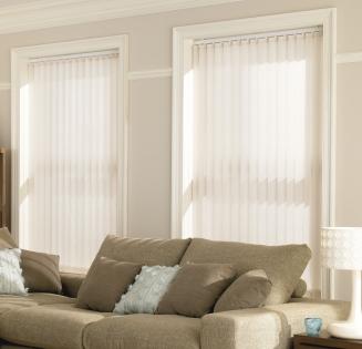 Boho Cream Window blind