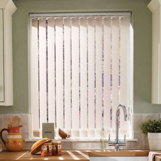 Collette Natural Window blind