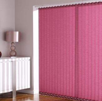 Pipkin Plum Window blind