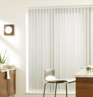 Tiffany Silver Window blind