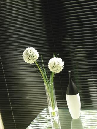 Sparkle Black Window blind