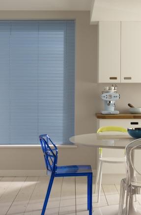 Sparkle Blue Window blind