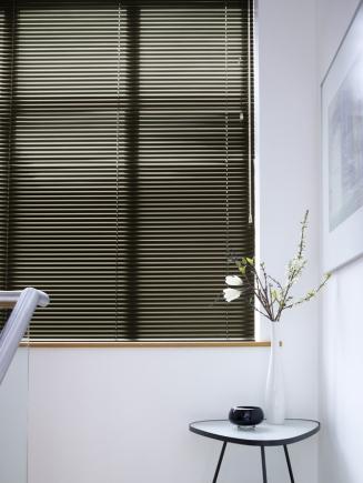 Mocha Window blind