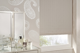 Macey Taupe Window blind