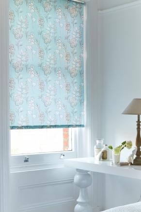 Maskel Eton Blue Window blind