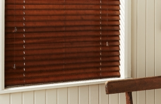 Antler Window blind