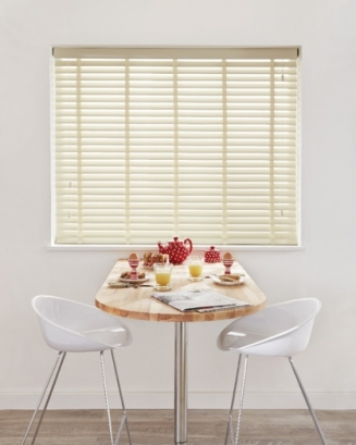 Silk Ivory Window blind