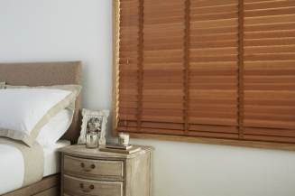 Valley Oak Window blind