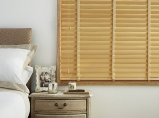 Mellow Pine Window blind