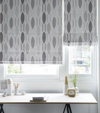 Aalborg Charcoal Window blind