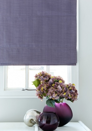 Artisan Mauve - New Range 2016 Window blind
