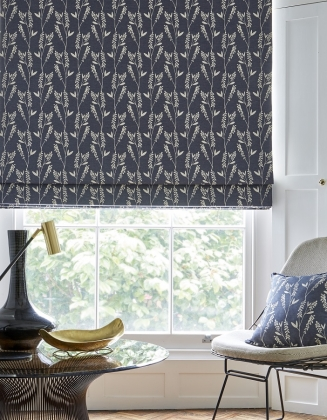 Leonara Navy - New Range 2016 Window blind