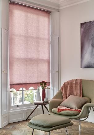 Jude Crimson2 - New Range 2016 Window blind