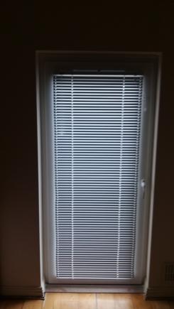 Tilt And Turn Door Window blind