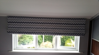 Miami Dove Grey Window blind
