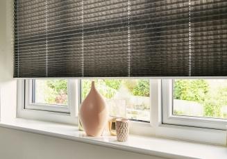 Petina Dark Silver Window blind