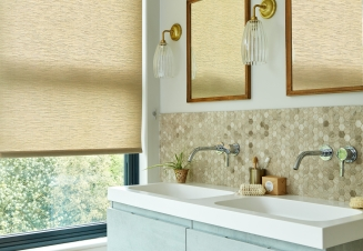 Arundel Taupe Window blind