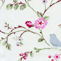 Winsome Summer - Roman Blinds