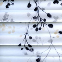 Sapota Monochrome pleated blinds - From 55 Euro - Pleated Blinds