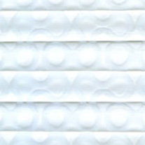 Obession White From 55 Euro - Pleated Blinds