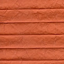 Creped Spice From 52 Euro - Pleated Blinds