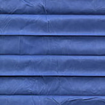 Creped CornFlower From 52 Euro - Pleated Blinds