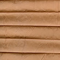Creped Amber From 52 Euro - Pleated Blinds
