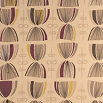 Joplin Plum - Roman Blinds