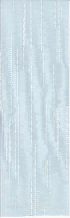 Matchstick Soft Blue - New Range 2016 - Vertical Blinds