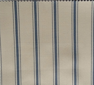 Orleans Blue - New Range 2016 - Roman Blinds