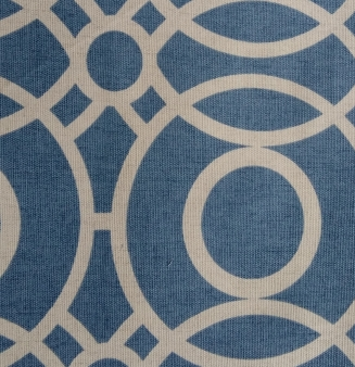 Ezra Blue - New Range 2016 - Roman Blinds