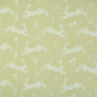 Country Hares Natural - New Range 2018 - Roller Blinds