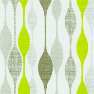 Ribbon Green - New Range 2016 - Vertical Blinds