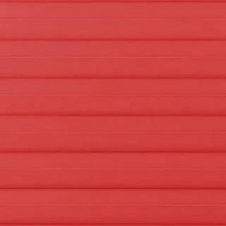 Wilton Blackout Crimson - Pleated Blinds
