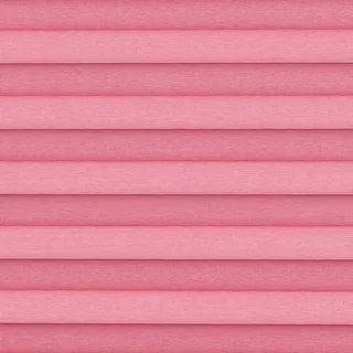 Wilton Blackout Pink - Pleated Blinds
