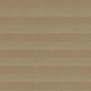 Creped Caramel Pleated Blinds - Pleated Blinds