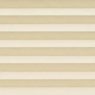 Henley Stripe Cream Pleated Blinds - Pleated Blinds